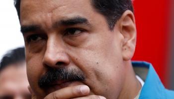 Никола Самадура: Николас Мадура, так не ставший Чавесом