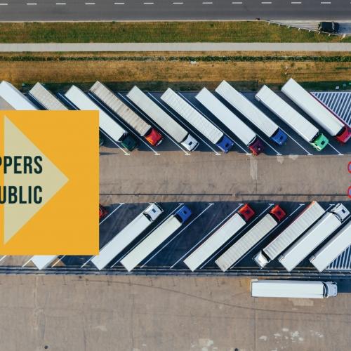 Latviešu digitālā loģistikas platforma Shippers Republic piesaka sevi Baltijas mērogā