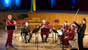 """Klarnešu kvarteta """"Quattro Differente"""" 20. dzimšanas dienas koncerts"""