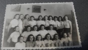 Natālijas Draudziņas 7. vidusskolas meiteņu 20. gs. vidū rakstītā dienasgrāmata
