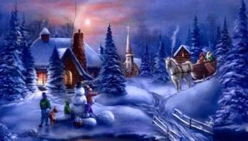 """""""Circenīša Ziemassvētki"""" - Aspazijas emocionālā dzeja, kas pārtapusi dziesmā"""