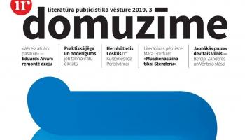 """Jaunais žurnāls """"Domuzīme"""", Tomija Ungerera slejas un Endrū Meina trilleri"""