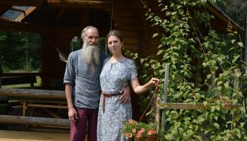 Edgars un Veronika Tabūni: Dzīvot saskaņā un cieņā ar sevi un darbu