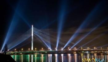 Vaska skaņubrīnums Eiroradio nedēļā, Republikas dibināšana, lietu un gaismas burvība