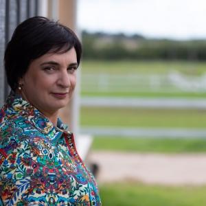 """Iveta Dzērve, sabiedrisko attiecību aģentūras """"Repute"""" dibinātāja ar žurnālistes rūdījumu"""