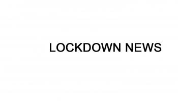 Lockdown news