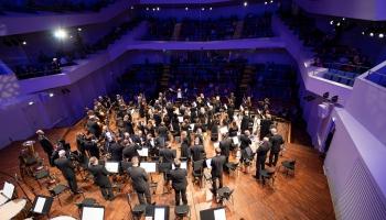 """Liepājas Simfoniskā orķestra 140. sezonas atklāšana koncertzālē """"Lielais dzintars"""""""