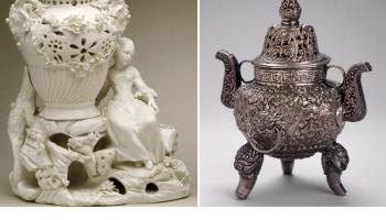 «Тайны старинных вещей»: разбираемся в различиях между курильницей и вазой-ароматницей