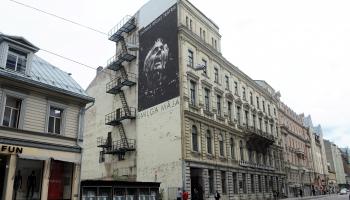 Vai zini, kuri teātri darbojušies Lāčplēša ielas 25. namā?