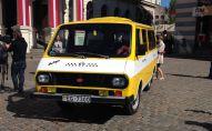 Godam nes Latvijas vārdu. RAF mikroautobusa Latvija pirmsākumi meklējami Rīgā