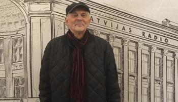 """""""Augstais do vēl ir mans!"""" – dziedātājs, komponists, pedagogs Adrians Kukuvass"""