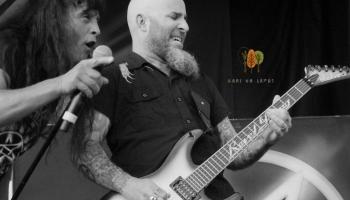Anthrax – oriģinālie Ņujorkas metāla pionieri