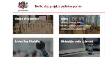 Latvijā darbu uzsācis TAP portāls. Ko no sistēmas darbības iegūs sabiedrība?
