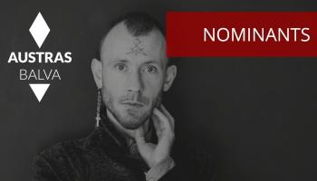 Austras balva 2018. Imants Daksis
