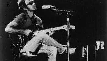"""Amerikāņu mūziķis Džei Džei Keils jeb atbildīgais par """"Talsas skanējuma"""" izveidi"""