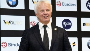 LR2 Rīta Rosme kopā ar Latvijas Bobsleja un skeletona federācijas prezidentu Jāni Kolu!