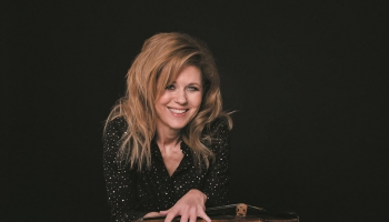 Vijolniece un komponiste Lina Krusa: vijole ļauj ceļot dažādos muzikālos virzienos