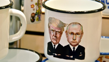 Путин у Макрона: о чём разговор?