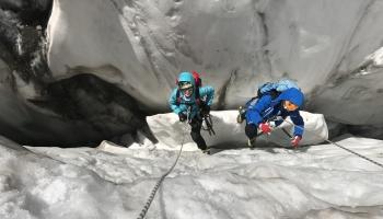 Izaicinājums Kaukāza kalnu ekspedīcijā!