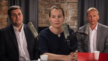 Izvirzīti SEPLP kandidāti: diskutējam ar Sanitu Upleju, Jāni Siksni un Jāni Eglīti