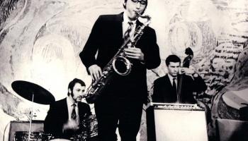Saksofonists Vadims Vjadro 70. gadu ierakstos