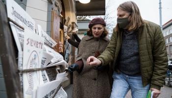 Neraugoties uz Covid pandēmiju, Latvijā top 20 spēlfilmas