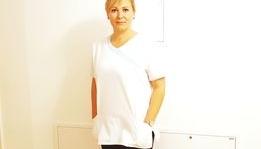 Латвийская медсестра в Германии