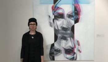 Alvīne Bautra un Kristaps Priede izstādē akcentē lietu kustību un miera stāvokļa utopiju