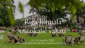"""Festivāla """"Rīga Jūrmala"""" muzikālais vakars (I)"""