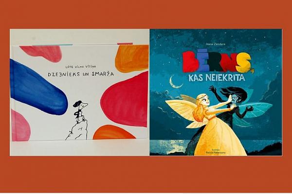 """Spēles ar dzejoļiem: grāmatas """"Bērns, kas neiekrita"""" un """"Dzejnieks un smarža"""""""