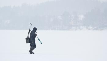 Nelaimes gadījumi uz ledus - neapdomīga rīcība un pārgalvība