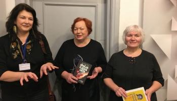 Literārie procesi Kurzemē. Stāsta Guna Roze, Rolanda Bula un Jana Egle