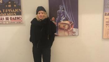 Daniela Vētra - pirmā latviete, kura pabeigusi laikmetīgā cirka studijas Barselonā