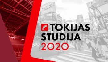 """""""Tokijas studijas"""" vadītāju piecas olimpiskās nominācijas"""