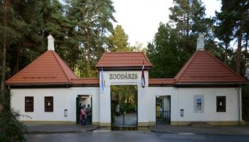 Atlaista Rīgas Zooloģikā dārza valde - Ingmārs Līdaka un Andris Morozovs