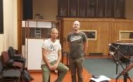Maestro mūzika - pasaules vērtība. Saruna ar Daumantu Kalniņu un Kārli Vanagu