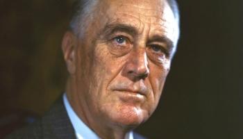 """6. janvāris. Franklins Delano Rūzvelts uzstājās ASV Kongresā ar """"Četru brīvību runu"""""""