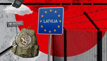 #40 Bēgļi Latvijā: patvēruma meklētājiem nelabvēlīgā sistēma trāpa arī baltkrieviem