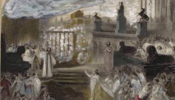 Kūrortpilsētiņas bojāeja jeb mīlas stāsts Herkulānā
