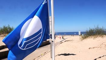 Новый курортный сезон в Юрмале: без Синего флага, но с солнцем