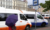 Rīga var palikt bez mikroautobusiem nākamajā gadā