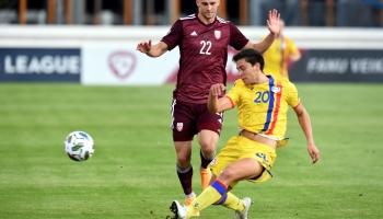 Лига Наций УЕФА: латвийский нейтралитет