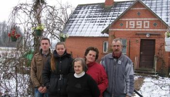 Lietuvas pierobežā - Saldus novada Nīgrandes pagastā