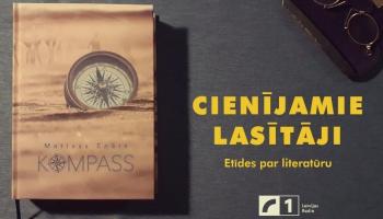 """Matiasa Enāra romāns """"Kompass"""" - literatūra gardēžiem"""