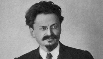 """3. oktobris. 1908. gadā sāka iznākt Ļeva Trocka rediģētā """"Pravda"""""""