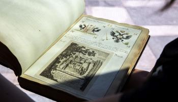 LNB laidusi klajā Karlam Gothardam Grasam veltītu rakstu krājumu