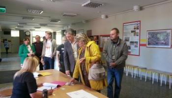 Pašvaldību vēlēšanās nobalsojuši 47% vēlētāju