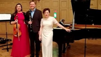"""Santa Vižine, Guntis Kuzma un Agnese Egliņa koncertā """"Šūmaņa iedvesmotie"""""""