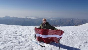Врач Язеп Корсак: «Восхождение в горы - это целая гамма эмоций»