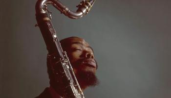 Saksofonista Ērika Dolfija ieraksti